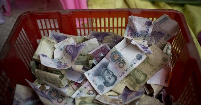 Trung Quốc tăng giá đồng nhân dân tệ mạnh nhất 1 tuần