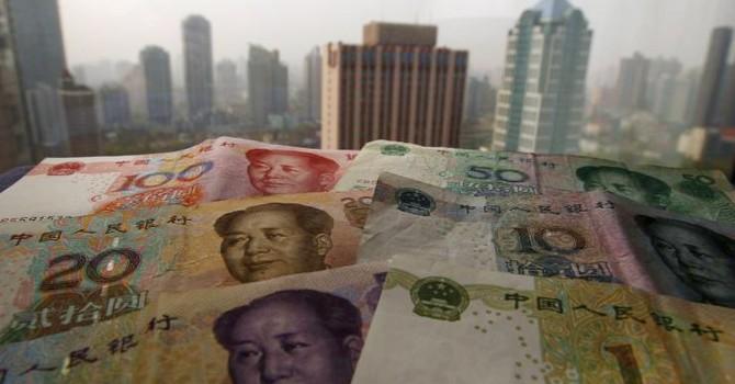 Trung Quốc tăng giá đồng nhân dân tệ 0,32% qua 2 phiên
