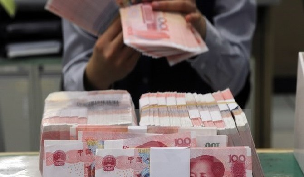 Trung Quốc tăng giá nhân dân tệ 3 phiên liên tiếp