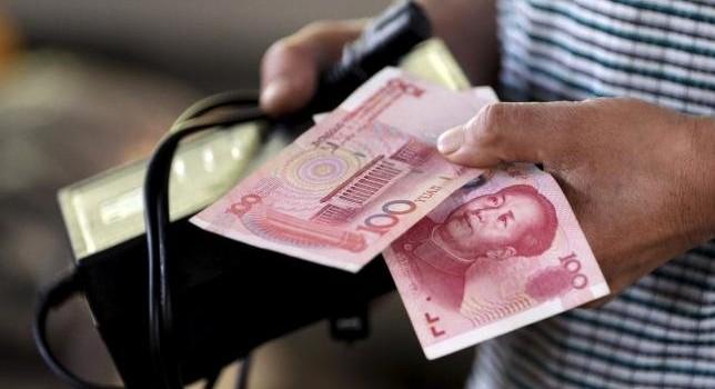 Trung Quốc tăng tỷ giá đồng nhân dân tệ mạnh nhất 1 tháng