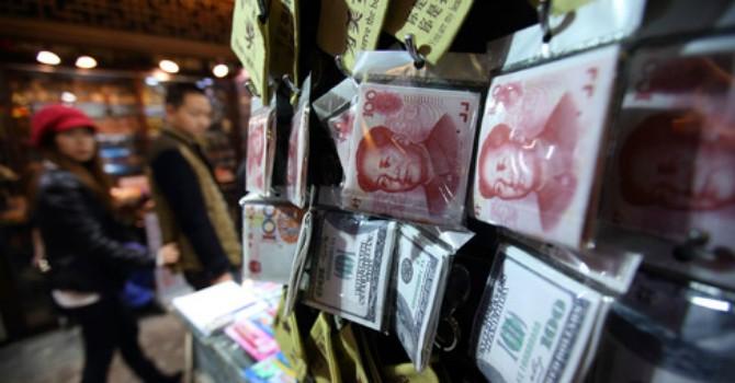 Két tiền của Trung Quốc chạm đáy 6 năm