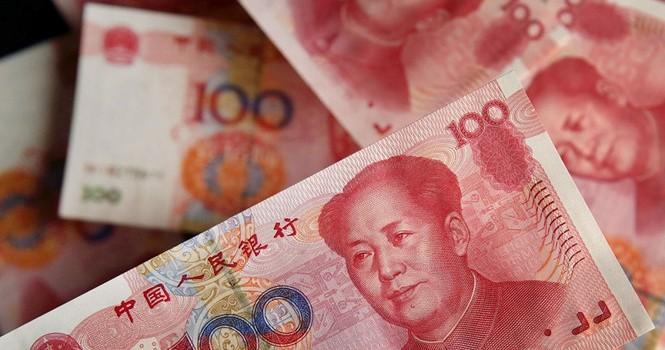 Trung Quốc tăng giá nhân dân tệ mạnh nhất gần 1 tháng