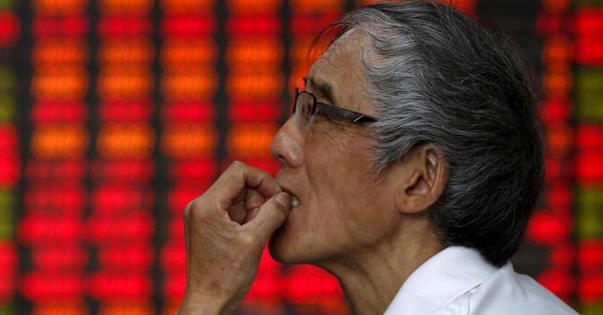 Chứng khoán Trung Quốc chốt 2 phiên giảm mạnh nhất 3 tuần