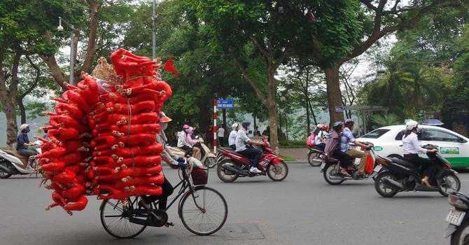 ADB nâng dự báo tăng trưởng của Việt Nam lên 6,5% trong 2015