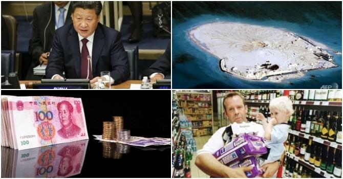 Thế giới 24h: Hệ lụy từ việc Trung Quốc xây đảo nhân tạo