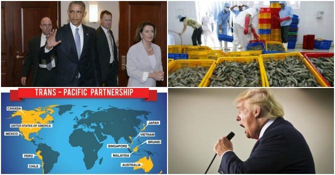 Thế giới 24h: Mỹ nhờ TPP để ngăn Trung Quốc viết luật chơi mậu dịch