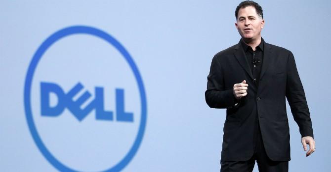 Dell tính sáp nhập với công ty công nghệ trị giá 50 tỷ USD