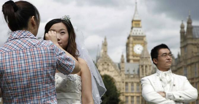 [Chart] Giá trị thực của nước Anh trong mắt người Trung Quốc