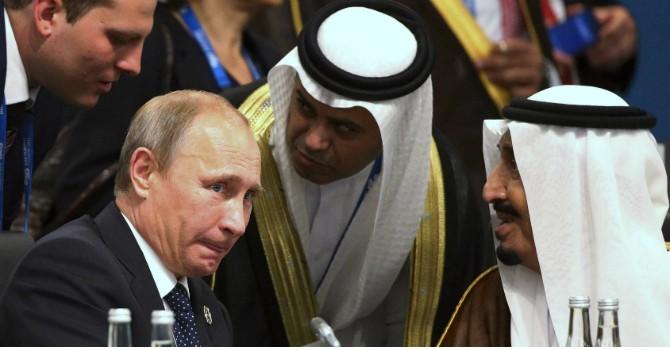 """OPEC """"nội chiến"""" ác liệt để giành giật khách Châu Á"""