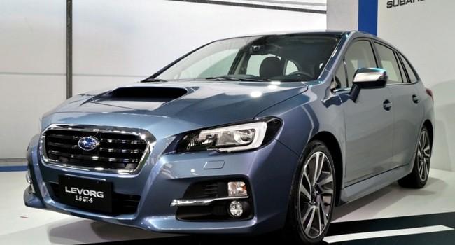 Chiêm ngưỡng mẫu Subaru Levorg GT-S chuẩn bị ra mắt tại Việt Nam