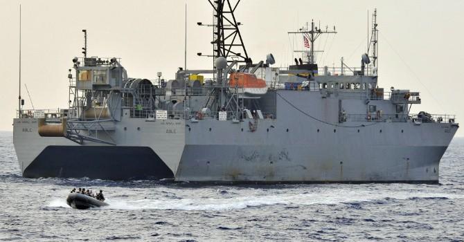 """Mỹ """"đối đầu"""" Trung Quốc trên Biển Đông bao nhiêu lần?"""
