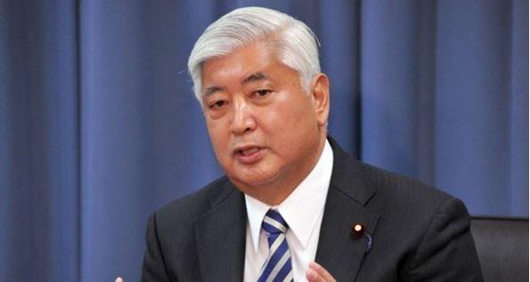 Bộ trưởng Quốc phòng Nhật thăm quân cảng Cam Ranh ngày 5/11