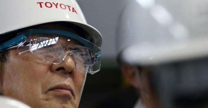 """Doanh nghiệp Nhật Bản """"ngạt thở"""" vì kinh tế Trung Quốc giảm tốc"""