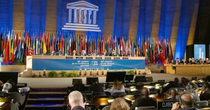 """""""Việt Nam trúng cử Hội đồng chấp hành UNESCO với số phiếu rất cao"""""""