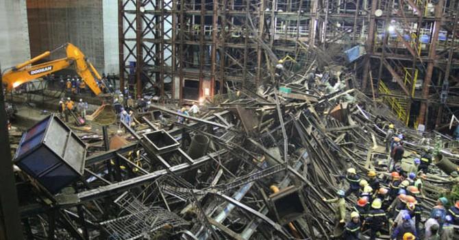 Hôm nay xử vụ sập giàn giáo ở Formosa, 13 người chết