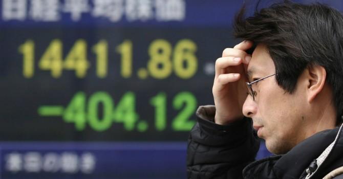 20 năm và 7 lần suy thoái của kinh tế Nhật Bản