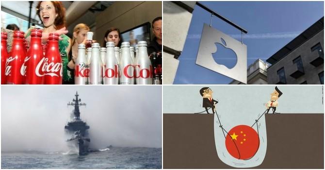 Thế giới 24h: Nhật Bản tính phái quân tới Biển Đông, Mỹ ném bom mỏ dầu của IS
