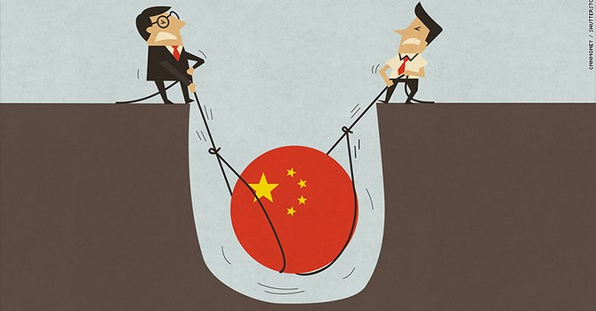 """[Chart] Thế giới sẽ ra sao nếu Trung Quốc """"hạ cánh cứng""""?"""
