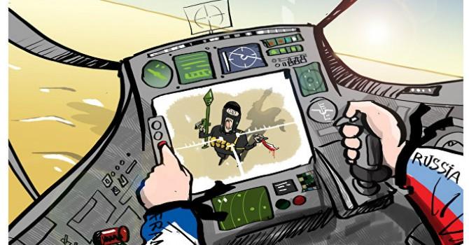 Biếm họa tuần qua: Cái bắt bay bất ngờ giữa Nga-Pháp và cơn thịnh nộ của ông Putin