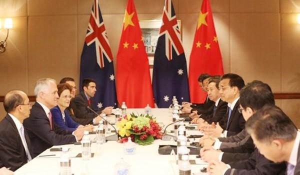 Úc cảnh báo Trung Quốc có thể gây ra chiến tranh ở biển Đông