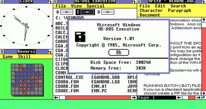 Windows và 30 năm thống trị làng máy tính thế giới