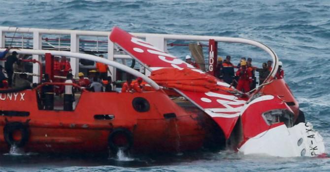 Indonesia công bố nguyên nhân tai nạn máy bay AirAsia QZ8501