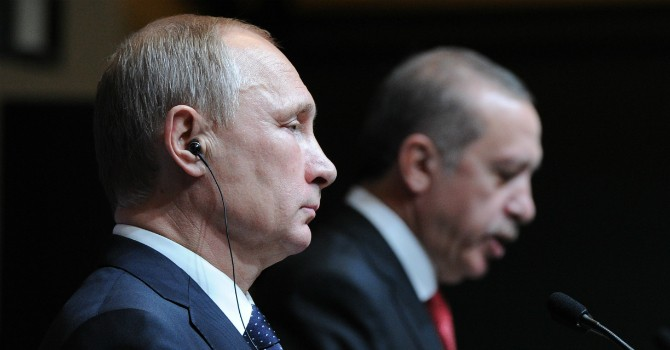 """Nga tính """"đóng băng"""" Dòng chảy Thổ Nhĩ Kỳ"""
