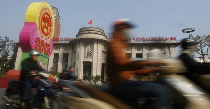 """HSBC: """"NHNN sẽ phải chuyển sang biện pháp quản lý thắt chặt vào 2016"""""""