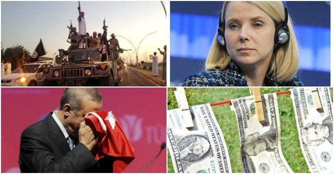 """Thế giới 24h: Yahoo quyết """"bán mình"""", Iraq tính mời Nga vào diệt IS"""