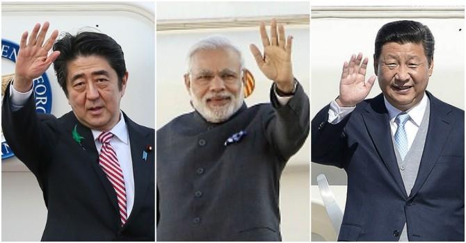 """Lãnh đạo châu Á nào chịu khó """"xuất ngoại"""" nhất  năm 2015?"""