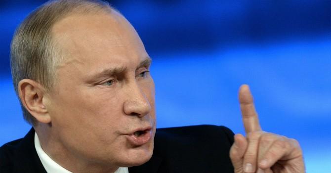 """Ông Putin: Chính EU là phía nói """"game over"""""""