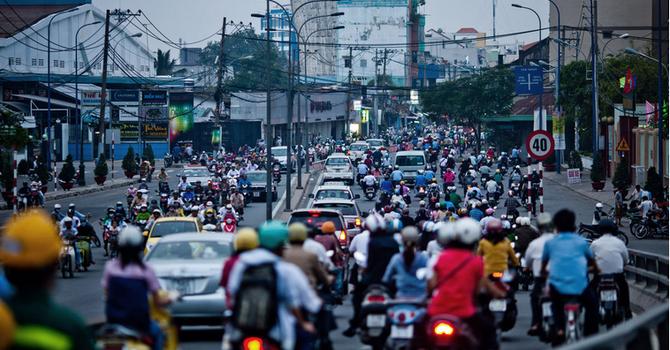 HSBC dự báo kinh tế Việt Nam sẽ tăng 6,7 - 6,8% năm 2016 - 2017