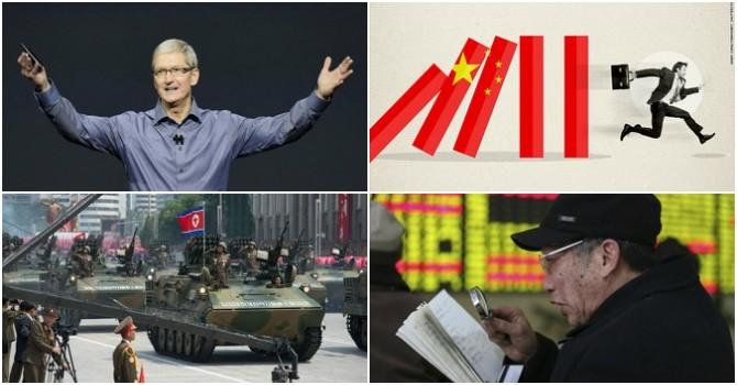 """Thế giới 24h: Trung Quốc bị nghi """"tuồn"""" nhiên liệu để Triều Tiên làm bom nhiệt hạch"""