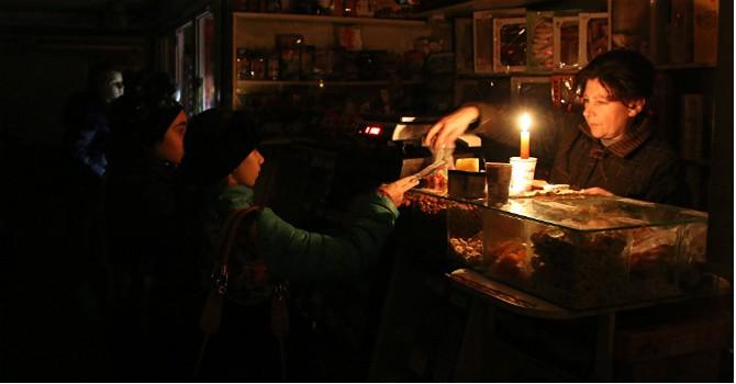 Nga ngừng bán điện cho Ukraine