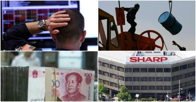 Thế giới 24h: 735 tỷ USD chạy khỏi thị trường mới nổi