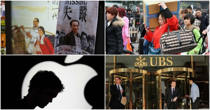 """Thế giới 24h: Trung Quốc """"ăn đậm"""" nhờ Tết, Google méo mó trong tiểu thuyết của nhân viên"""