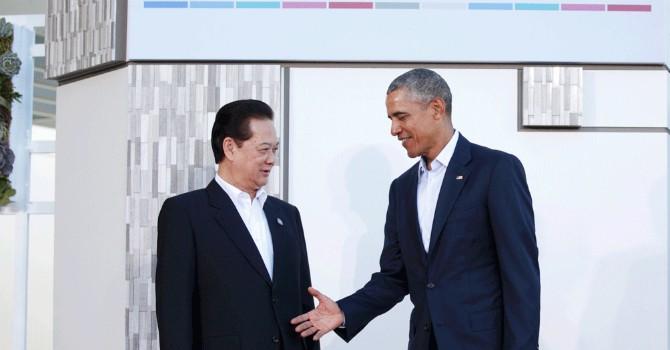 Tổng thống Mỹ Barack Obama sẽ tới Việt Nam vào tháng Năm