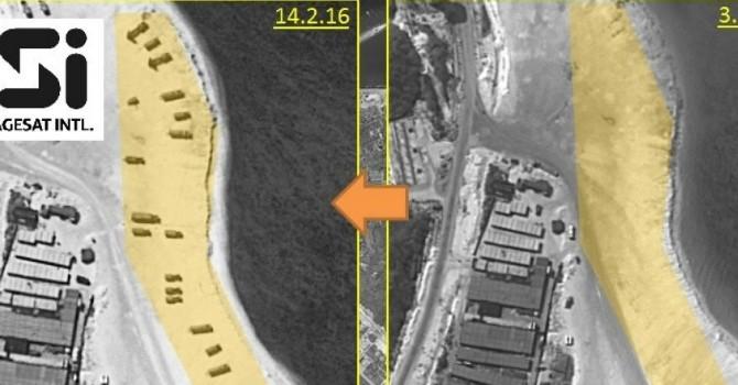 """Đài Mỹ """"tố"""" Trung Quốc đưa tên lửa phòng không đến Hoàng Sa"""