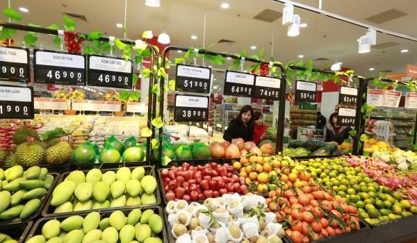 Hàng tiêu dùng không chịu giảm giá vì chờ cước vận tải