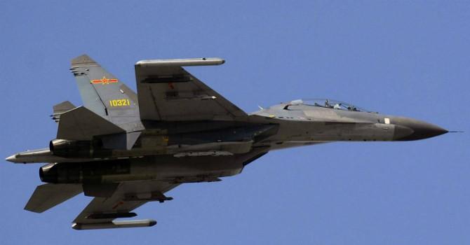 [Ảnh] Trung Quốc điều trái phép máy bay chiến đấu gì ra đảo Phú Lâm?