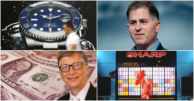 Thế giới 24h: Sharp bán mình cho Foxconn, Dell chốt thương vụ lớn nhất lịch sử
