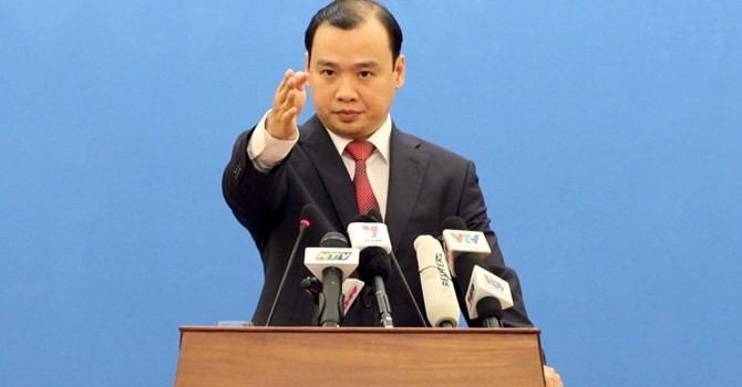 Việt Nam nêu quan điểm về việc Philippines muốn giải quyết song phương vấn đề Biển Đông