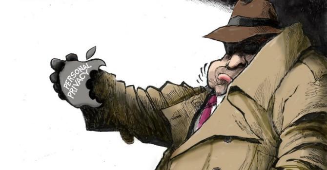 Biếm họa tuần qua: Donald Trump thắng lớn và Apple đối đầu với FBI