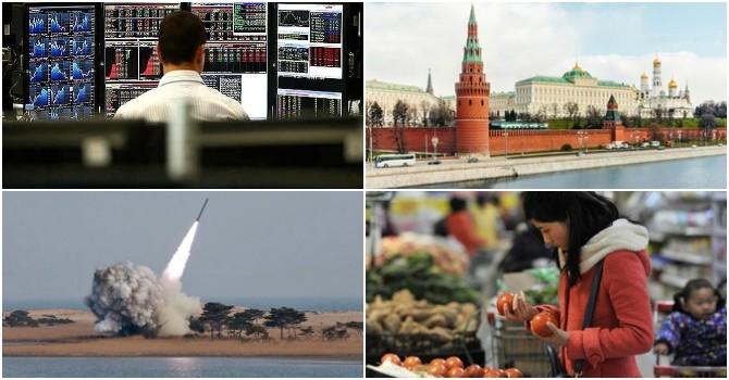 Thế giới 24h: Triều Tiên phóng 2 tên lửa, chuyên gia luật biển lên án Trung Quốc