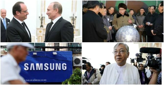 Thế giới 24h: Samsung Electronics Vietnam lãi ròng 1,68 tỷ USD, Mỹ - Trung căng thẳng