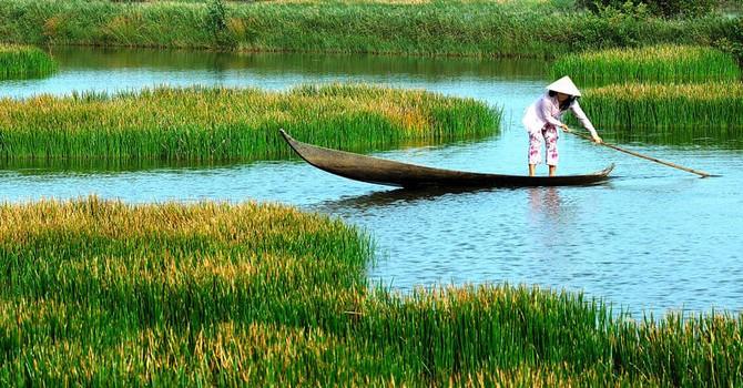 Việt Nam yêu cầu Thái Lan làm rõ việc hút nước bất thường từ sông Mê Công