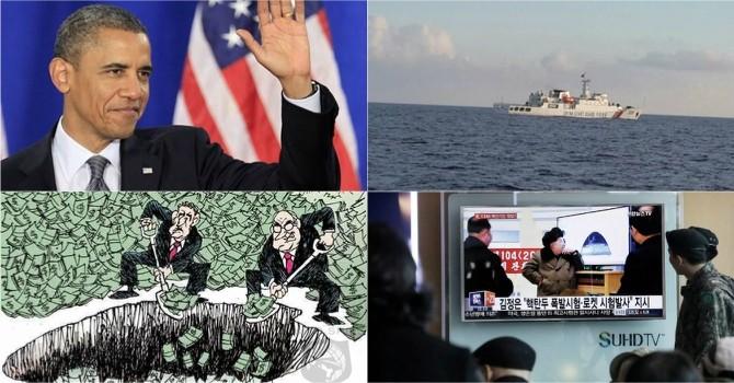 Thế giới 24h: Indonesia triệu Đại sứ Trung Quốc; Triều Tiên bắn tên lửa vào biển Nhật