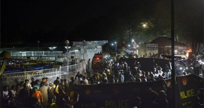 Nổ ở Pakistan: Ít nhất 50 người chết, hơn 200 người bị thương