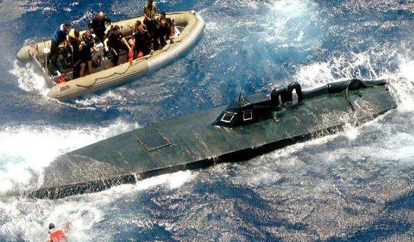 """Tàu ngầm mini: Phương tiện """"độc"""" để vận chuyển ma túy vào Mỹ"""