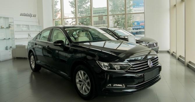 Volkswagen Passat 2016 về Việt Nam, giá gần 1,6 tỷ đồng